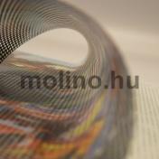 Perforált ablakfólia / Lyukacsos fólia 04