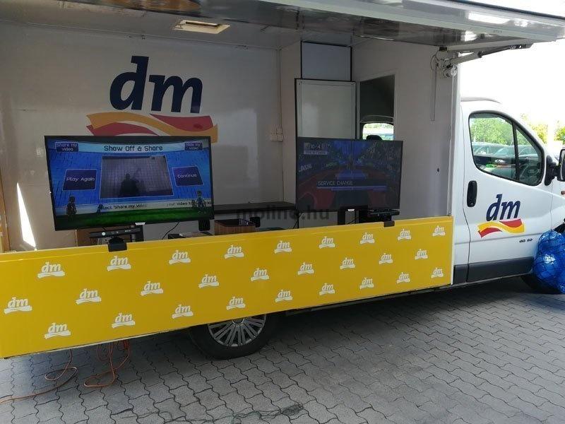 promo autó dm 8
