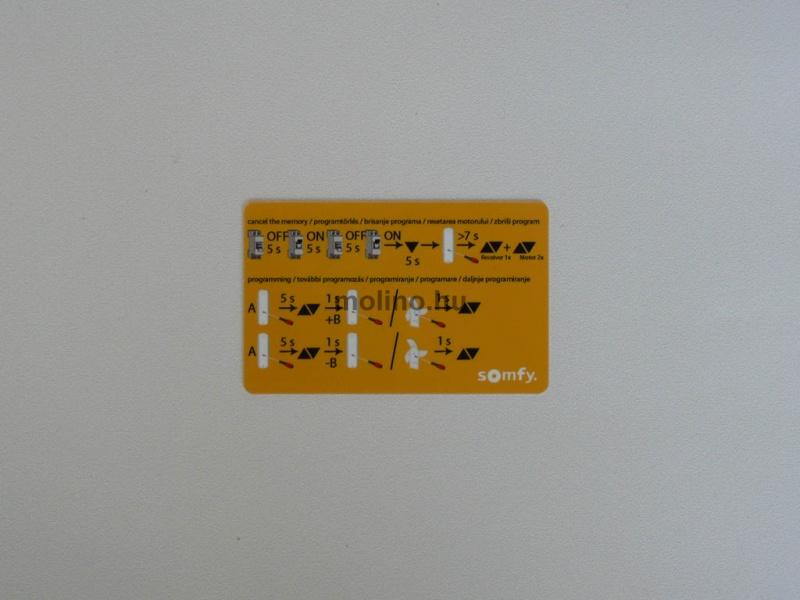 RFID plasztikkártya 001